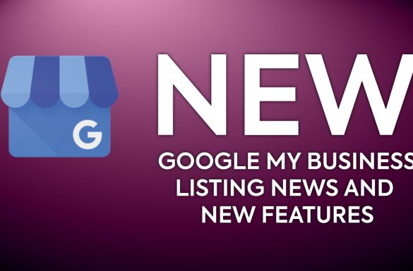 Google My Business Update Covid 19