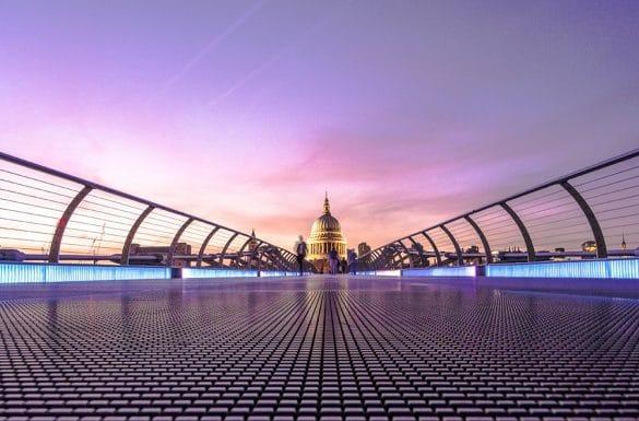 London In Lock Down