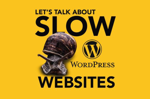 how to make your Wordpress website quicker