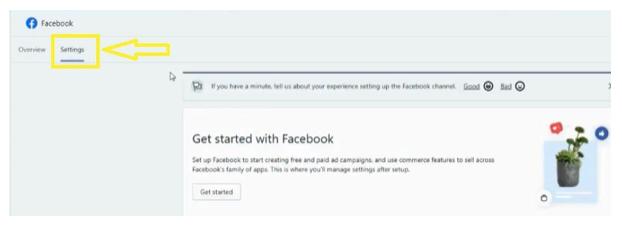 Facebook CAPI Setting