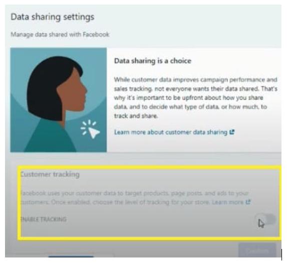 customer tracking Facebook CAPI
