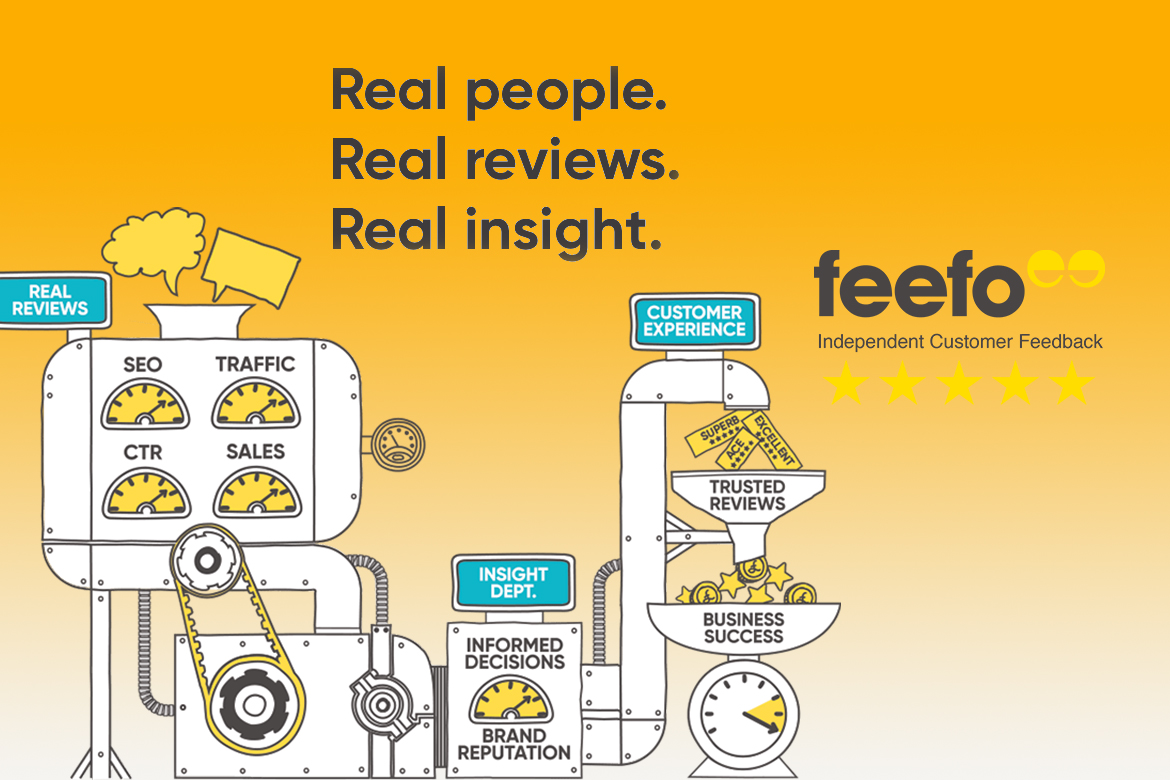 The Ultimate Guide To Online Reviews & Feefo
